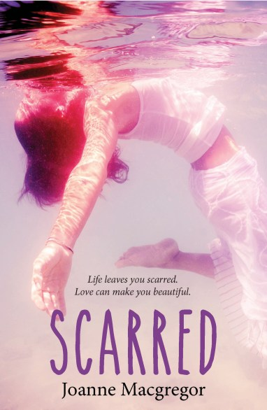 Scarred cover