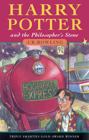 Harry Potter and the Philosophers Stone cover