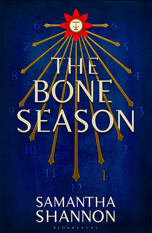 The Bone Season cover