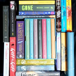 Month in Review: November 2015 (+December TBR)