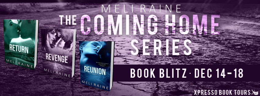 Blitz: Coming Home Series by Meli Raine