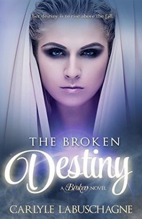 The Broken Destiny cover