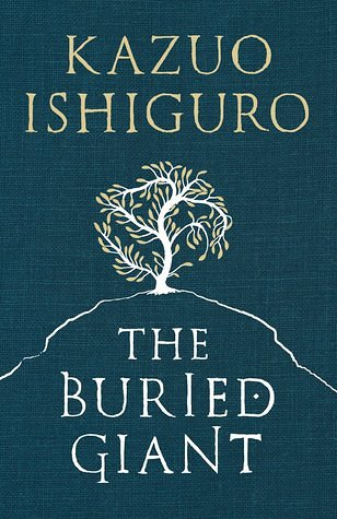 The Buried Giant cover
