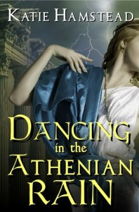 Dancing in the Athenian Rain cover