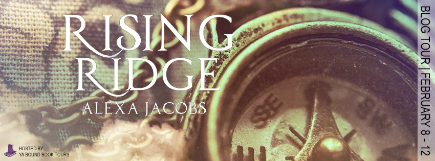 Spotlight: Rising Ridge by Alexa Jacobs