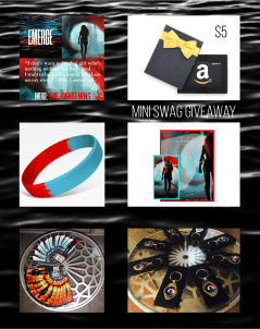 The Awakening Giveaway 4 (swag prize)