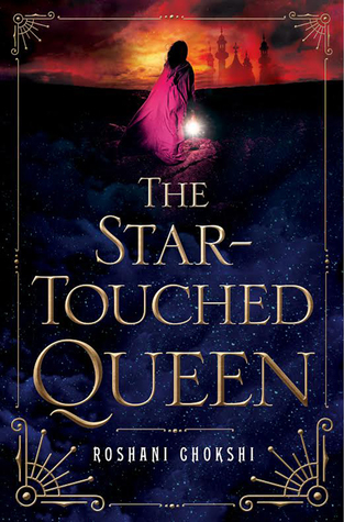 The Star Touched Queen cover