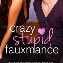 #BookReview: Crazy, Stupid, Fauxmance by Shellee Roberts