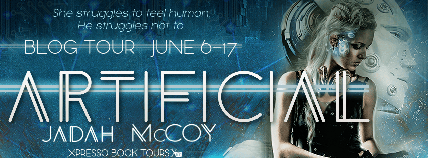 #GuestPost: Jadah McCoy, author of ARTIFICIAL, talks bugs