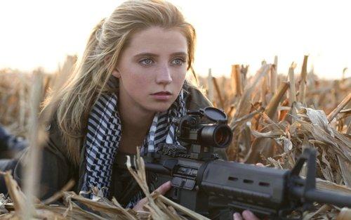 Jinx female sniper