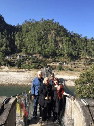 Julia Ember travel photos - bridge