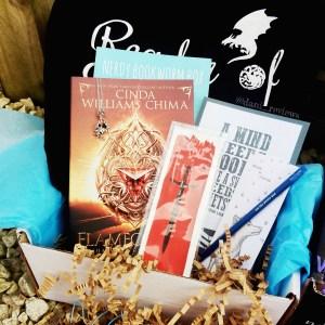 Nerdy Bookworm Box Dani Reviews Things