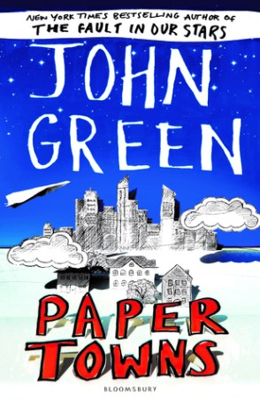 Paper Towns cover