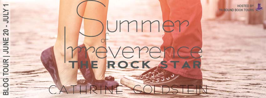 #MusicalInspiration: SUMMER OF IRREVERENCE: THE ROCK STAR by Cathrine Goldstein