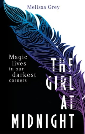 The Girl at Midnight cover