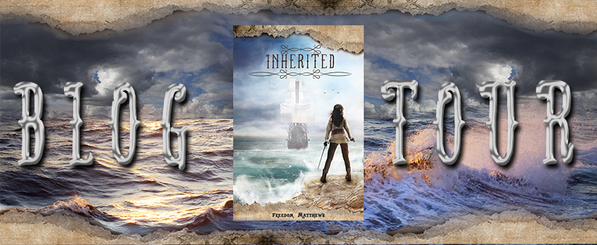 Inherited Blog Tour Banner