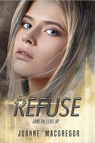 #BAMFFriends Readathon Wrap-Up and #BookReviews: RESISTING THE REBEL by Lisa Brown Roberts and REFUSE by Joanne Macgregor