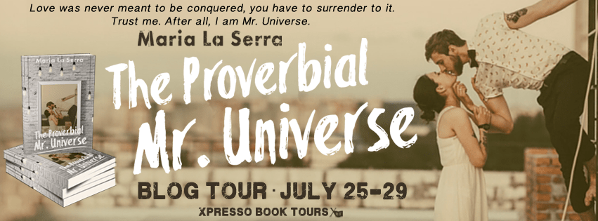 #Interview: THE PROVERBIAL MR. UNIVERSE by Maria La Serra