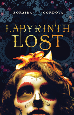 Labyrinth Lost cover