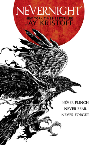 Nevernight cover
