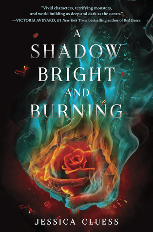 Sunday Street Team #Interview: Jessica Cluess, author of A SHADOW BRIGHT AND BURNING