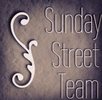 Sunday Street Team button