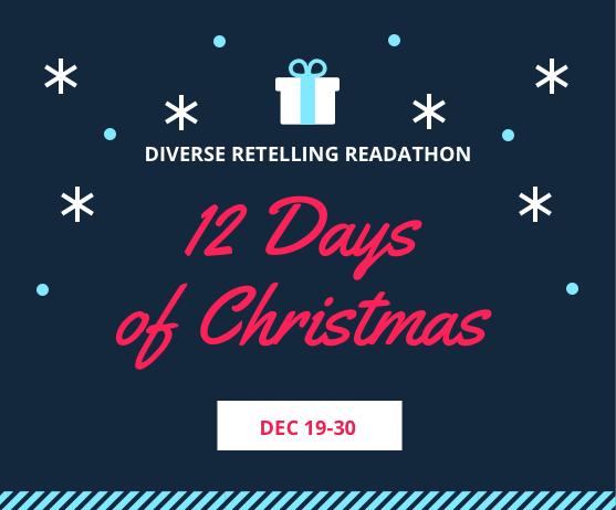 #12DaysofDiversity Retelling Readathon 2016