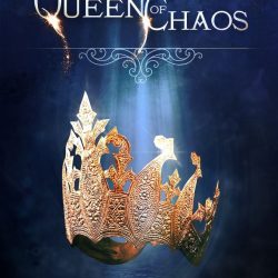 #CoverReveal: QUEEN OF CHAOS by Kat Ross