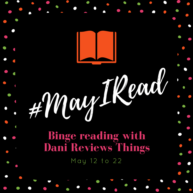 Vote for what I should read in my #MayIRead readathon!