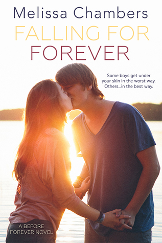#BookReview: FALLING FOR FOREVER by Melissa Chambers