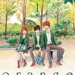 #BookReview: ORANGE by Ichigo Takano