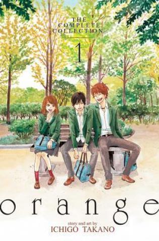 #BookReview: ORANGE by Ichigo Takano