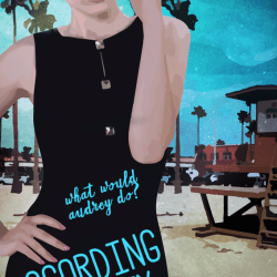 #CoverReveal: ACCORDING TO AUDREY by Happy LaShelle