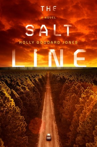 #BookReview and #Giveaway: THE SALT LINE by Holly Goddard Jones