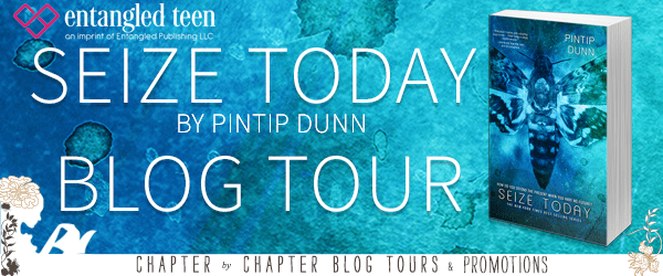 #SeriesReview: FORGET TOMORROW trilogy by Pintip Dunn