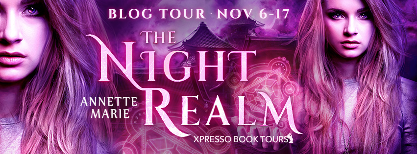#GuestPost: Annette Marie, Author of THE NIGHT REALM, Wants to Be a Witch