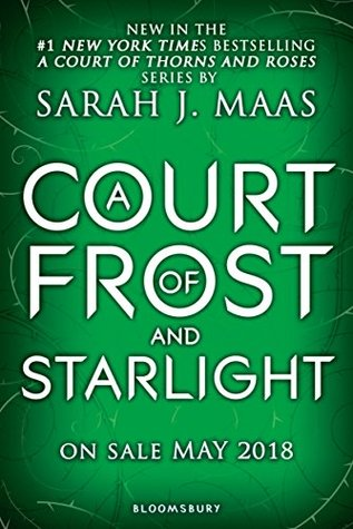 A Court of Frost and Starlight placeholder cover