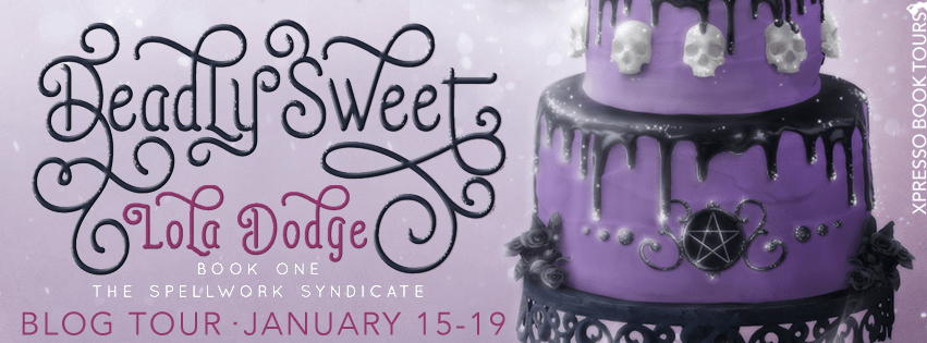 #Interview: DEADLY SWEET by Lola Dodge