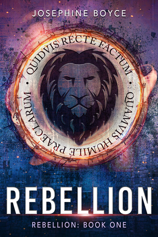 #GuestPost: Josephine Boyce on how real world politics influenced her REBELLION series