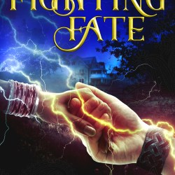 #CoverReveal + #Excerpt: FIGHTING FATE by Shaila Patel