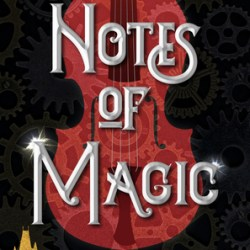 #Spotlight: NOTES OF MAGIC by Jessica Bucher