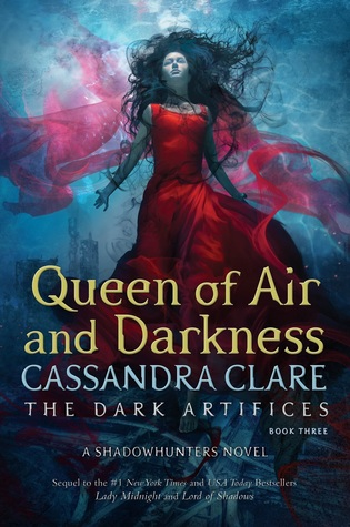 Queen of Air and Darkness cover