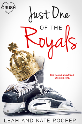 #BookReview: JUST ONE OF THE ROYALS by Leah and Kate Rooper