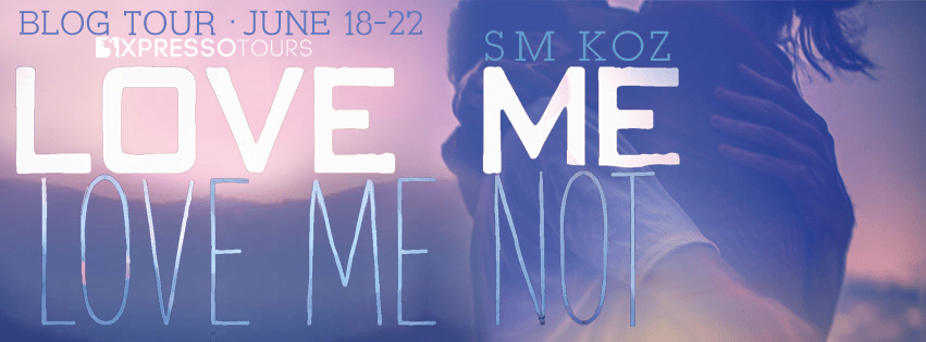 #Interview: LOVE ME, LOVE ME NOT by S.M. Koz