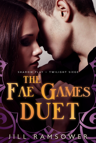 #Interview + #Giveaway: THE FAE GAMES DUET by Jill Ramsower