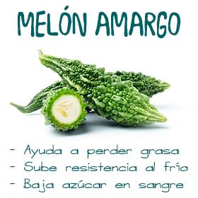 Melon Amargo suplementos para adelgazar