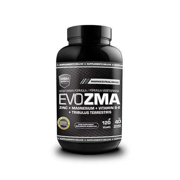 ZMA zinc y magnesio