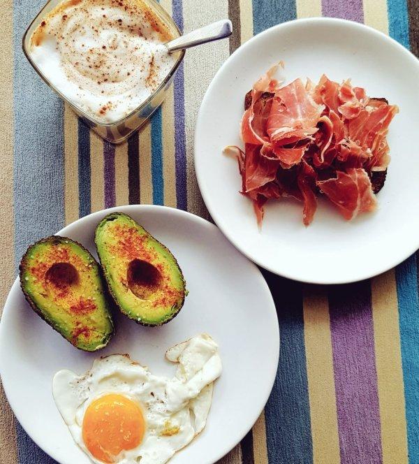 Ejemplos de desayuno saludable