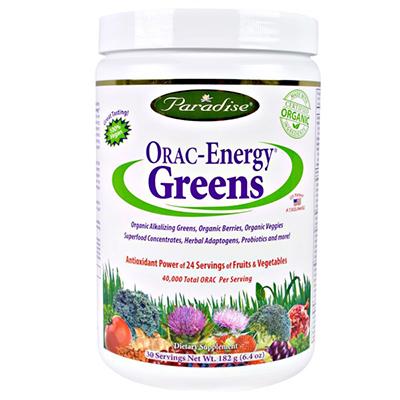 ORAC antioxidantes
