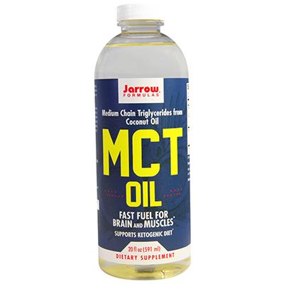 Acidos grasos MCT